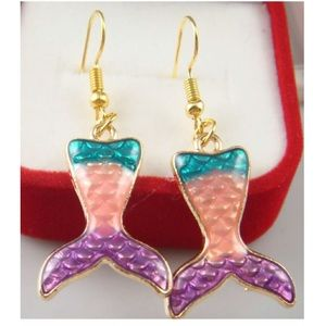 Jewelry - Mermaid Earrings